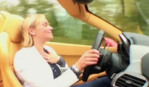 Video Fifth Gear Tests Ferrari 458 Spider
