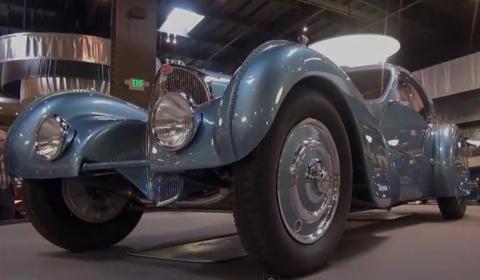 Video World's Most Expensive Car Bugatti Type 57SC Atlantic