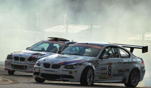 BMW M3 E92 Italian Drift Car Champion