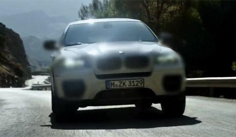 BMW X6 M50d Video