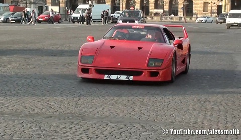 Best of 2011 Supercars in France