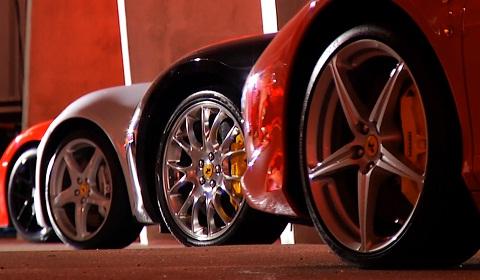 Ferrari at Art Basel