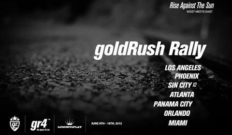 GoldRush 4: Rise Against The Sun