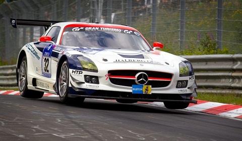 HEICO Motorsport Mercedes SLS AMG GT3