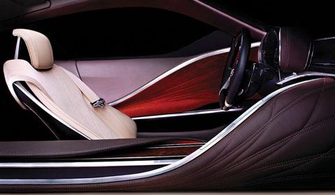 Teaser: Lexus Concept Vehicle to Debut in Detroit