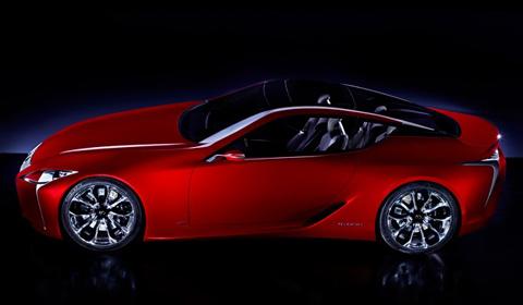Lexus Unveils LF-LC Concept