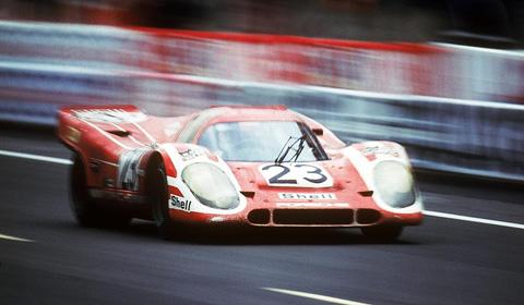 Video: Porsche and Le Mans