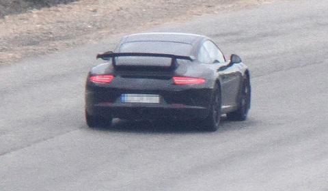 Spyshots Porsche 991 GT3