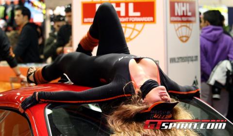 Bologna Motor Show 2011 Girls Part 1