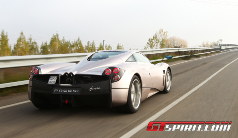 First Impression Pagani Huayra 02