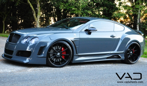 For Sale 2007 Premier 4509 Bentley Continental GT Widebody