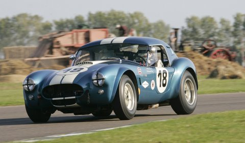 Goodwoord Revival 2012 to Mark 50th Anniversary of AC Cobra