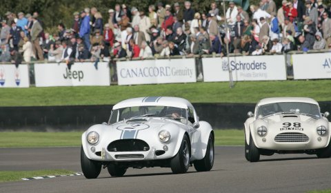Goodwoord Revival 2012 to Mark 50th Anniversary of AC Cobra 01
