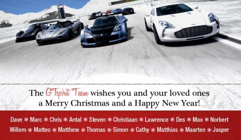 GTspirit Christmas Wishes 2011