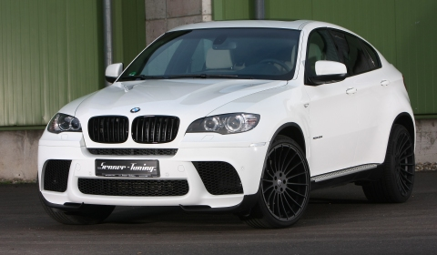 Official BMW X6 by Senner Tuning