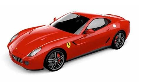 Official Ferrari 599 GTB HGTE 60F1 01
