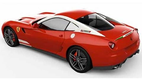 Official Ferrari 599 GTB HGTE 60F1 02