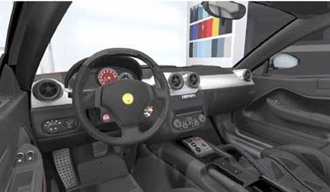 Official Ferrari 599 GTB HGTE 60F1 05