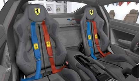 Official Ferrari 599 GTB HGTE 60F1 06