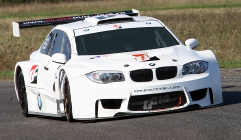 Official Gc Automobile Gc10 V8 Racer Based On Bmw 1 Series M Coupe