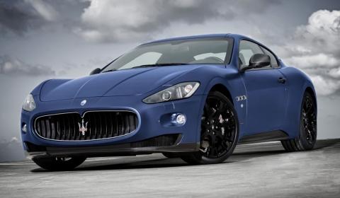 Official Maserati GranTurismo S Limited Edition