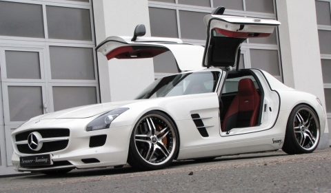 Official Mercedes-Benz SLS AMG by Senner Tuning