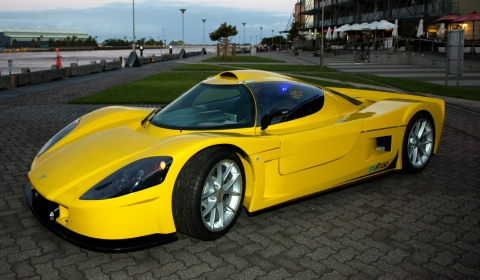 Official Varley evR-450 Electric Supercar from Australia