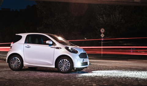 Photo Of The Day Aston Martin Cygnet by xxdefxx