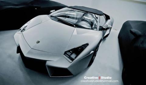 Photo Of The Day Lamborghini Reventon Roadster in Singapore
