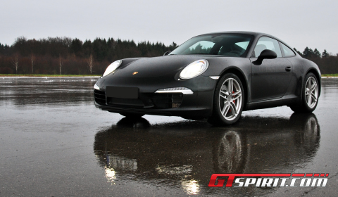 Road Test 2012 Porsche 911 (991) Carrera S 01