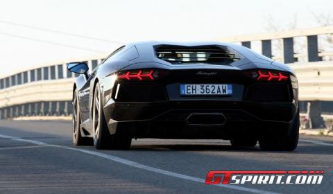 Road Test Video 2012 Lamborghini LP700-4 Aventador