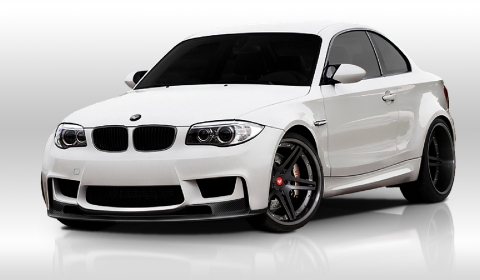 Exclusive Teaser Vorsteiner Bmw 1 Series M Coupe Gts V