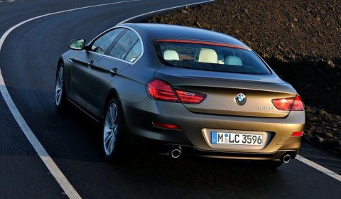 Video 2013 BMW 6-Series Gran Coupe