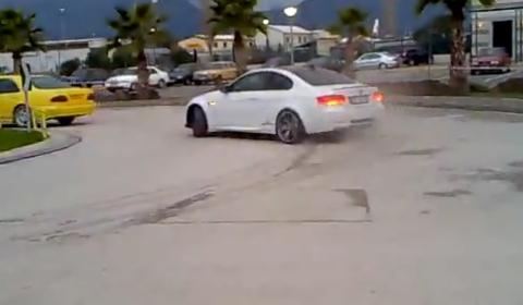 Video AC Schnitzer BMW M3 Drifting