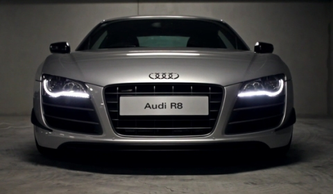 Video Audi R8 GT Photo Shoot by Lee Howell