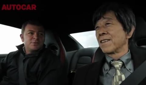 Video AutoCar Talks to Nissan GT-R Creator Kazutoshi Mizuno