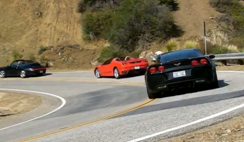Video Exotics on Mulholland Drive