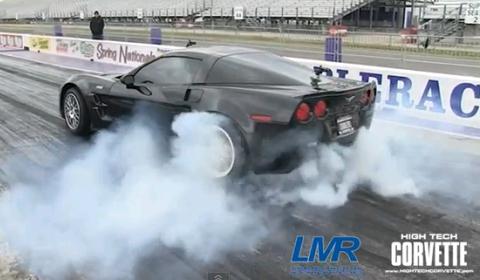 Video Fastest Corvette ZR1 in the World