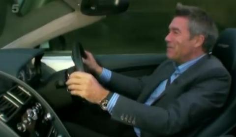 Video Fifth Gear Tests 2012 Aston Martin Virage Volante