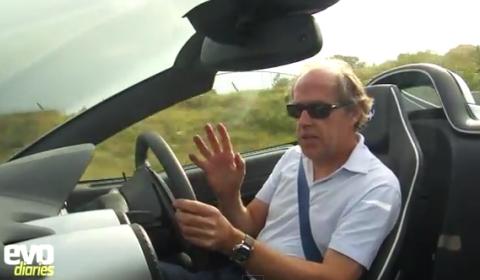 Video Harry Metcalfe Tests Ferrari SA Aperta