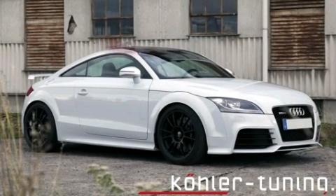 Video Köhler Tuning Audi TT-RS
