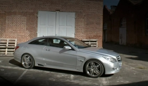 Video Lorinser E500 Coupe Review By Motorvision Gtspirit
