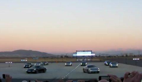 Video Porsche 911 (991) Dealer Launch South Africa