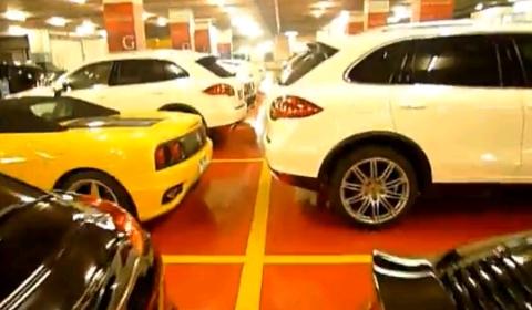 Video Porsche Club Gathering in Bangkok