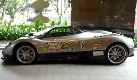 Video Rarest Exotic Cars in Singapore