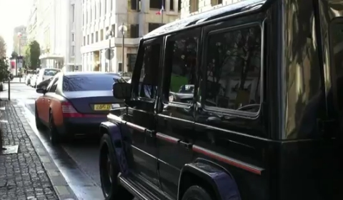 Video RRR's Maybach 57S & Mercedes-Benz G55 by Lorinser