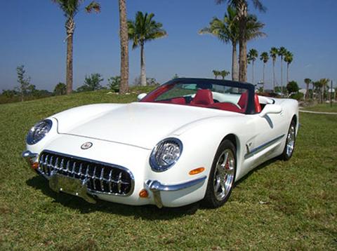 For Sale 2004 1953 Chevrolet Corvette Gtspirit