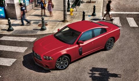 2012 Dodge Charger Redline