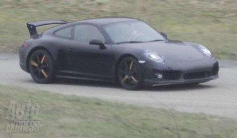 2013 Porsche 911 (991) GT3