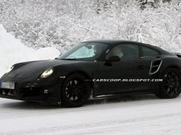 2013 Porsche 911 (991) Turbo